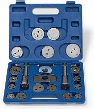 Brake piston tool set 22 PCs. - brake piston tool,