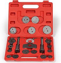 Brake piston tool set 22 PCs. - red