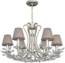 Braloh 6-Light Shaded Chandelier Rosalind Wheeler