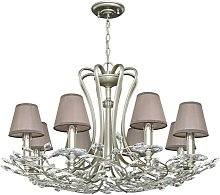 Braloh 8-Light Shaded Chandelier Rosalind Wheeler
