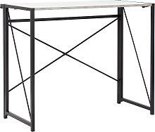 Bramwell Folding Desk - Grey