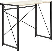 Bramwell Folding Desk - Oak