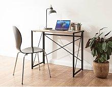 Bramwell Folding Desk Oak