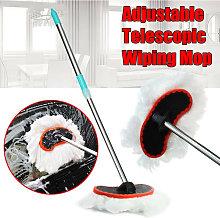 Brand New Adjustable Car Wash Brush Telescopic