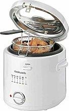 Brand New Cookworks 1000 Watts 1.5L Deep Fat Fryer