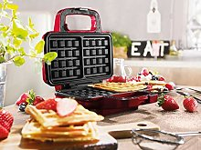 Brand New Double Sided Waffle Maker-The Best