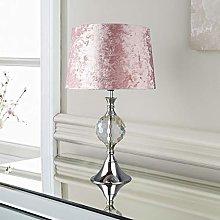 Brand New Elegant Design Blush Duchess Table Lamp