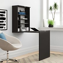 Brandi Floating Desk Zipcode Design