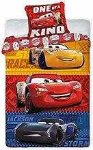 BrandMac ApS Disney Cars 3 Baby-Bettwäsche-Set