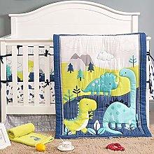Brandream Dinosaur Crib Bedding Sets for Boys | 3