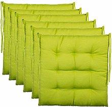 Brandsseller Decorative Chair Cushion/Garden Seat