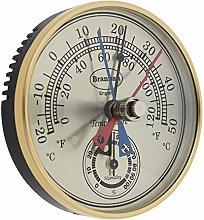 Brannan 12/413 Dial Max Min Thermometer Hygrometer