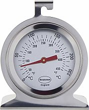 Brannan Classic Dial Oven Thermometer Stainless