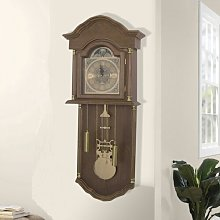 Branner Hanging 47.25cm Grandfather Clock Astoria