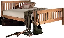 Branson Bed Frame ClassicLiving