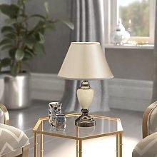 Brashears 43cm Table Lamp Three Posts Base Colour: