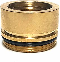 Brass Adaptor Bush for Ceramic tap Cartridges 3868R