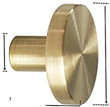 Brass Gold Cabinet Knobs and Handles Furniture