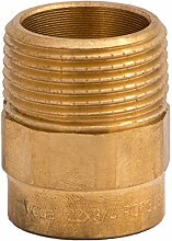 Brass Plumbing Fittings for Solder Connection to