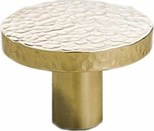 Brass Round Cabinet Door Knobs and Handles