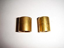 Brass Solder Ring End Caps Stop Ends Plumbing