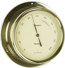 Brass Thames Thermometer EUNauticalia