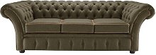 Bratches 3 Seater Chesterfield Sofa Rosalind