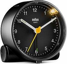 Braun Alarm Clock, Black, Normal