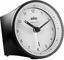 Braun Alarm Clock, Black-White, Normal
