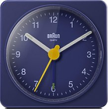 Braun BC02BL classic travel alarm clock
