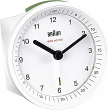 Braun Classic Radio Controlled Analogue Alarm