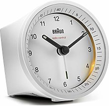 Braun Classic Radio Controlled Analogue Clock for
