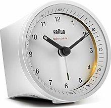 Braun Classic Radio Controlled Analogue Clock for