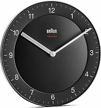 Braun Classic Radio Controlled Wall Clock for