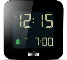 Braun Digital Travel Alarm Clock