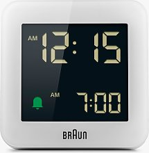 Braun Large Digital Alarm Clock