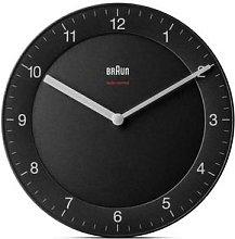 Braun - Wall Clock BC 06 B DCF