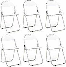 Bravich 6X White Padded Folding Chair |