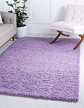 Bravich EXTRA LARGE LILAC/LAVENDER PURPLE Shaggy