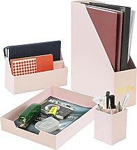 Bravich Modern Desk Organiser Set | Recyclable