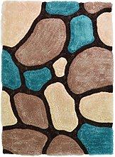 Bravich Rug, Polyester, 150x230cm (5x8')