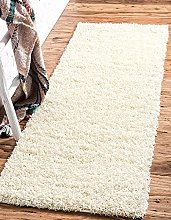 BRAVICH RugMasters Cream/Ivory Runner Rug 5 cm