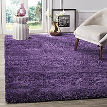 BRAVICH RugMasters Purple Lila Extra Extra Large