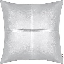 BRAWARM Silver Luxurious Faux Leather Hand