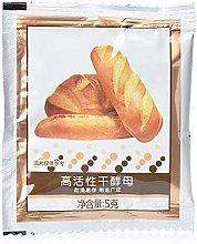 Bread Baking Yeast Flour, 5g Yeast High Glucose