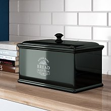 Bread Bin Brambly Cottage Colour: Black
