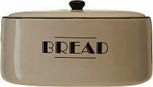 Bread Bin Dolomite Bread Basket With Wording Bread