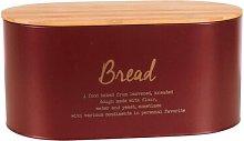 Bread Bin EUAltom Colour: Red