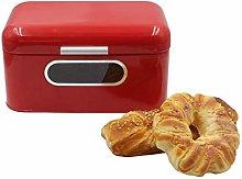 Bread Bin Metal Bread Storage Container for