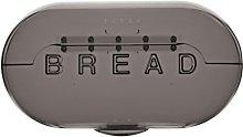 Bread Bin Symple Stuff Colour: Dark Grey